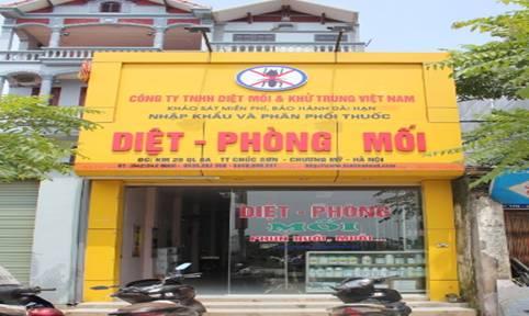 công ty TNHH Diệt Mối và Khử Trùng Việt Nam